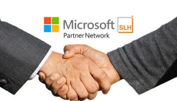 Wir sind Microsoft Partner
