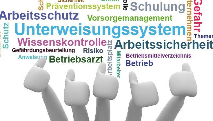 Referenzen der Unterweisungssoftware UWEB2000 und SLH GmbH