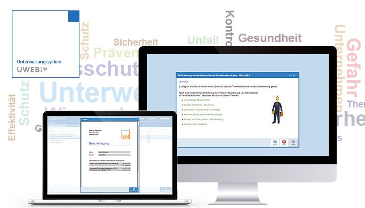 Unterweisungssystem Modul zur Schulung und Unterweisung
